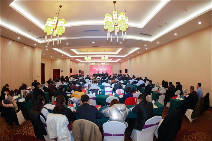 内蒙古自治区公共安全技术防范行业协会第五届第二次理事(扩大)会议暨2019年度评优颁奖活动隆重举办
